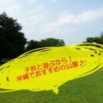 「okusonの沖縄移住生活」沖縄で子育て! 幼児にもおすすめの公園♪